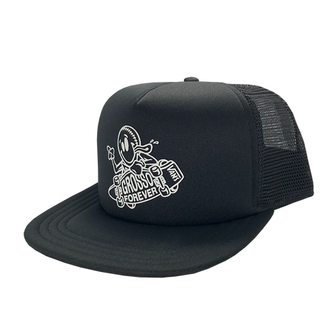 Vans Grosso Forever Trucker Hat - Black