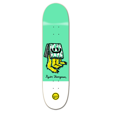 Roger Skate Co. Ryan Thompson Shelter Mini Deck 7.25