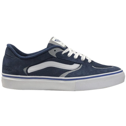 Vans Rowley Rapidweld Navy available at No-Comply Skate Shop in Austin, TX