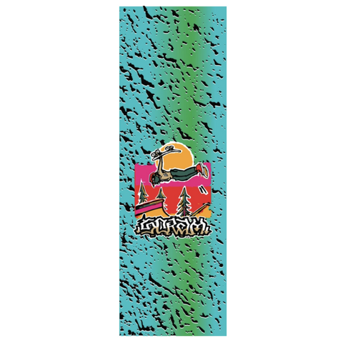 Scram Skateboards Christ Air Grip Tape