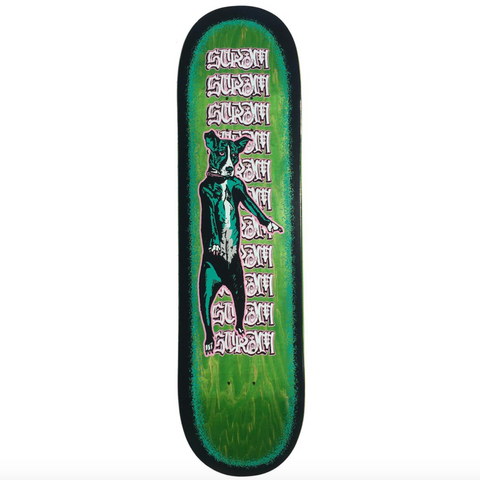 Scram Skateboards Lupe Deck 8.25