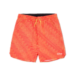 Dime MTL Warp Shorts - Red