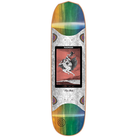 Madness Skateboards Alla Slick Deck 8.5