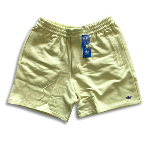 Adidas Skateboarding Shmoo Shorts Yellow
