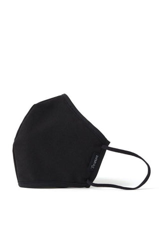 Brixton Anti-Microbial Face Mask Black Heather