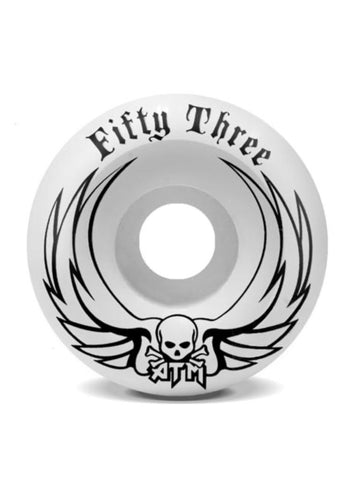 ATM Wings 99a Skateboarding Wheels 53mm