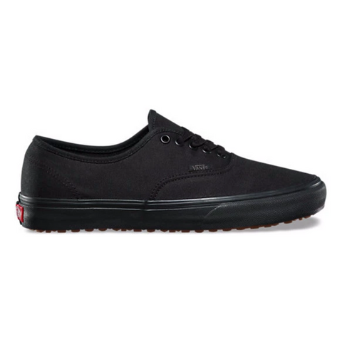 Vans Authentic Made for the Makers Black/Black available at No-Comply Skate Shop in Austin, TX