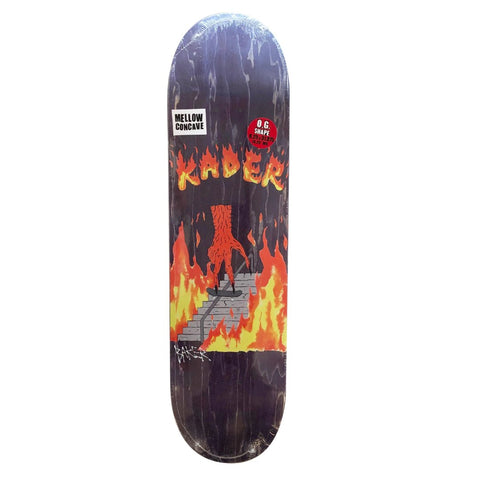 Baker Skateboards Kader Board to Death deck available at No-Comply Skate Shop in Austin, TX