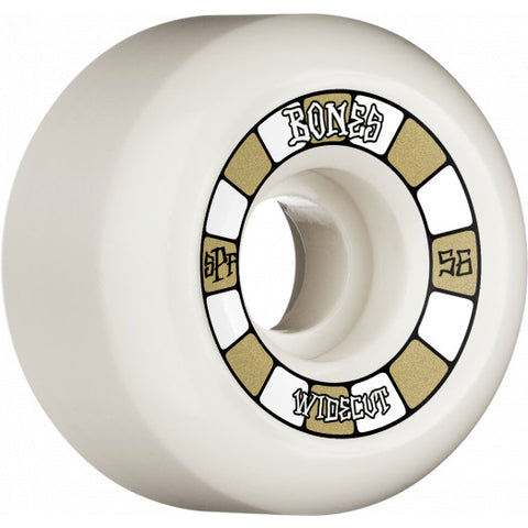 Bones Wheels SPF Skateboard Wheels Widecuts 56mm P6 Wide-Cut 81B