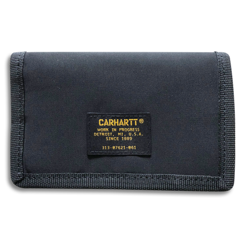 Carhartt WIP Ashton Wallet Black