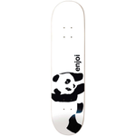 Enjoi Skateboards Whitey Panda Logo R7 Deck 8.25