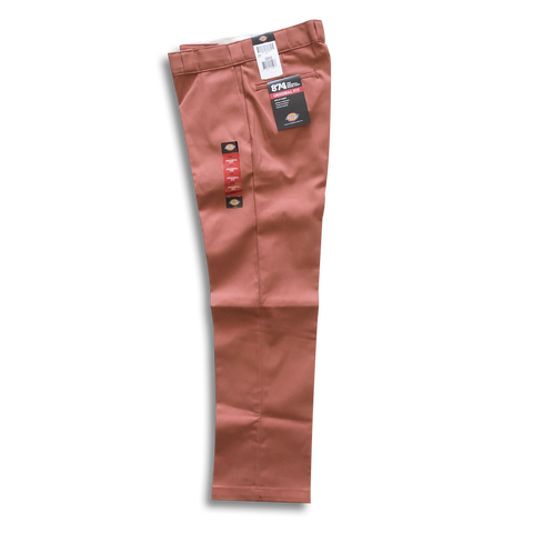 Dickies Original 874 Work Pants - Red Rock