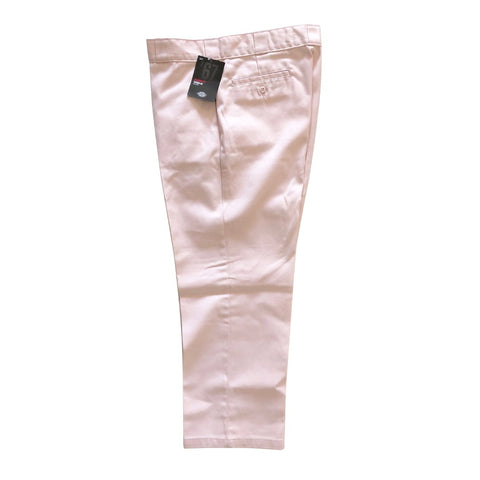 Dickies Pink Women's 67 Ankle Pants available at No-Comply Skate Shop in Austin, TX