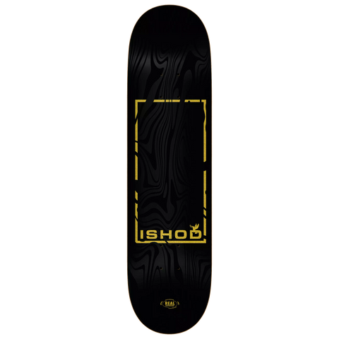 Real Skateboards Ishod Marble Dove Deck 8.5