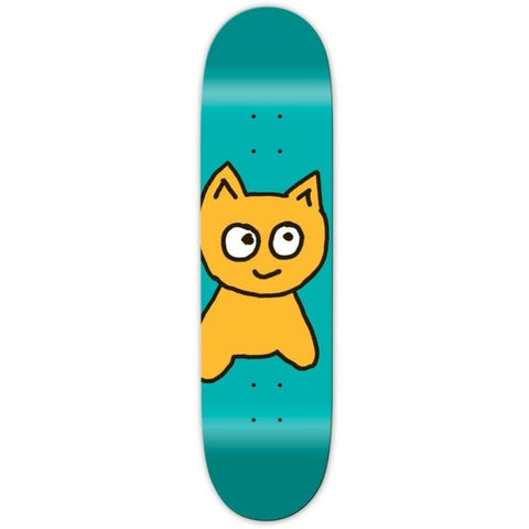 Meow Skateboards Deck 8.25