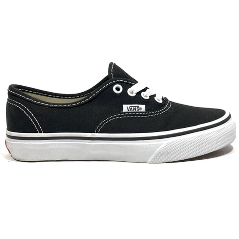 Vans Authentic Kids Skateboarding Shoe