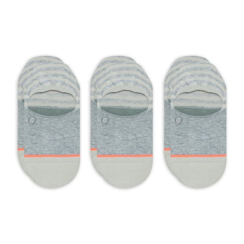 Stance Women's Super Invisible 2.0 Sock - 3 Pack