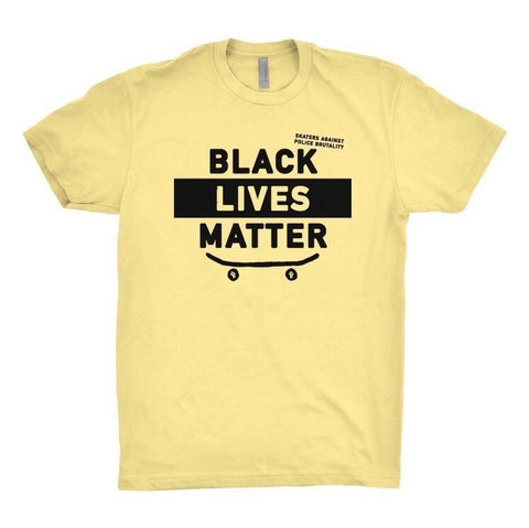ATX Go Skate Day Black Lives Matter Shirt
