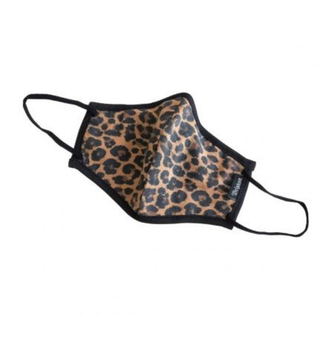 Brixton Anti-Microbial Face Mask Leopard