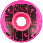 OJ Wheels 60mm Super Juice 78a Skateboard Wheels