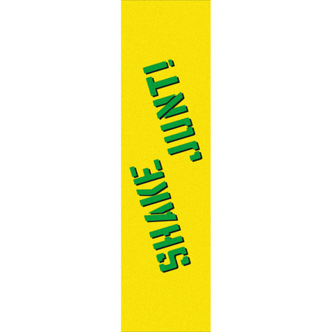 Shake Junt Spray Yellow/Green Grip tape