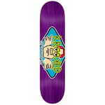 Krooked Skateboards Arketype Deck 8.5