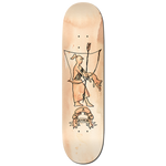 Krooked Skateboards Worrest Sagitarius Deck 8.5