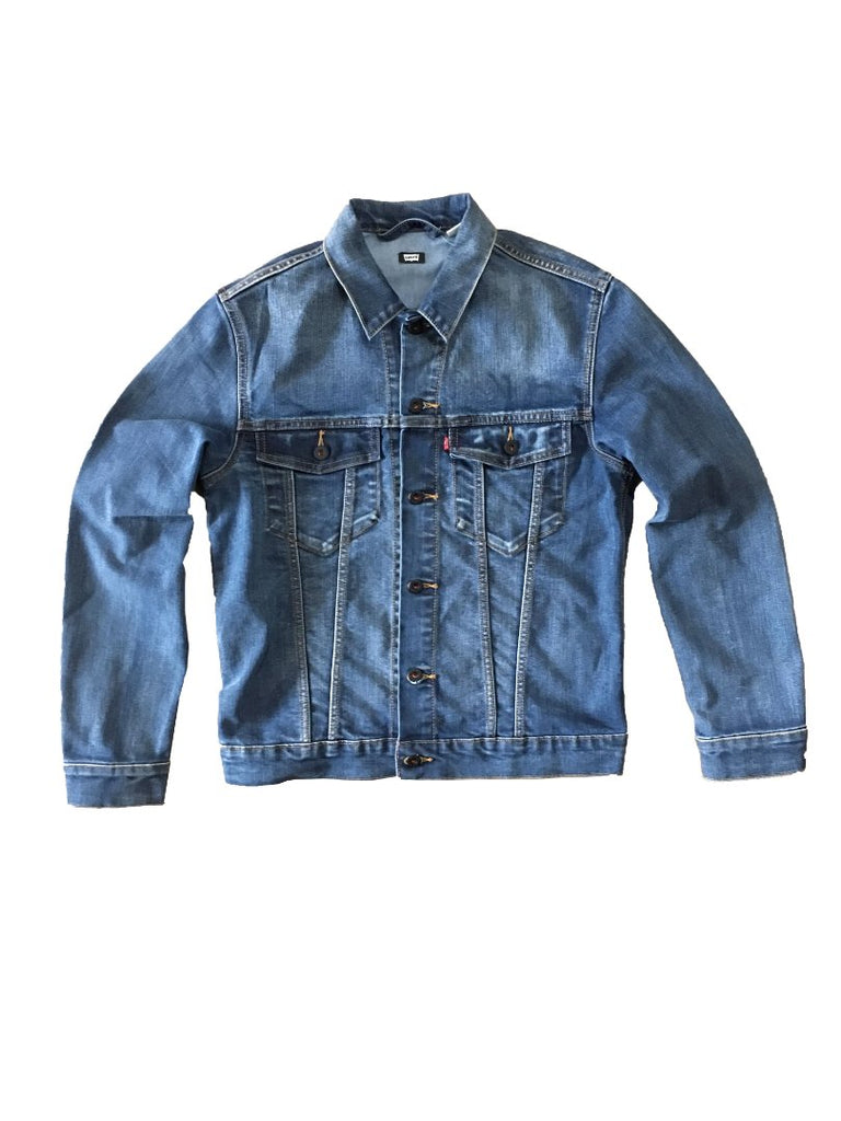 Skateshop Levi's No – Skateboarding Jacket Trucker Comply nOYwPYrgq