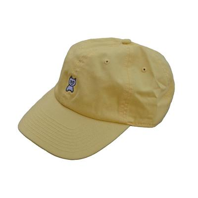 Meow Skateboards Unstructured Hat Butter