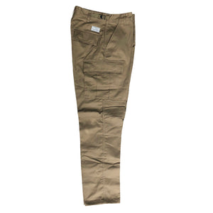 No-Comply Cargo Pants Coyote Brown