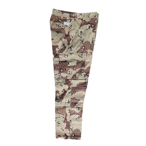 No-Comply Cargo Pants Desert Camo