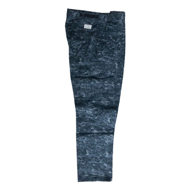 No-Comply Cargo Pants Midnight Digi