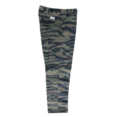 No-Comply Cargo Pants Tiger Stripe Camo