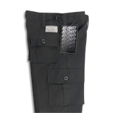 No-Comply Youth Cargo Pants - Black