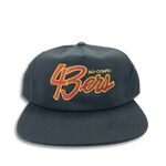 No-Comply 43ers Snap Back Hat Black