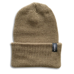 No-Comply Script Beanie Coyote Brown