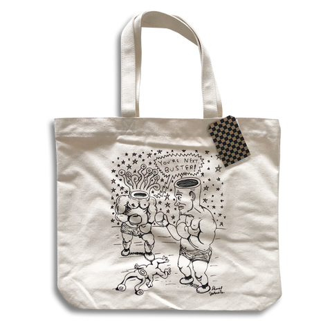 No-Comply x Vans x Daniel Johnston Tote Bag