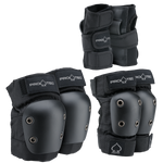 Pro Tec Street Gear Jr 3 Pack Black