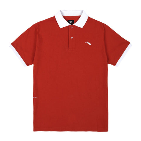 Magenta Skateboards Touctouc Polo Shirt