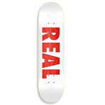 Real Skateboards Bold Team Deck 8.5