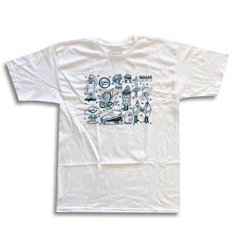Roger Skate Co. Doodler Shirt