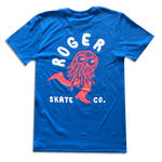 Roger Skate Co. Keep Running Shirt