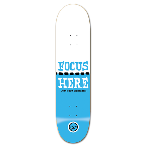 Roger Skate Co. Focus Here Deck 8.0