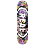 Real Skateboards Kyle Glitch Oval Deck 8.06