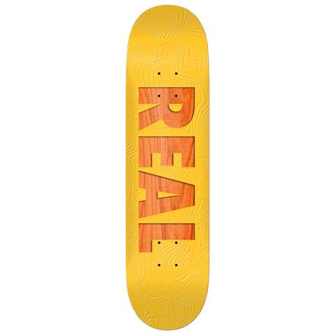 Real Skateboards Bold Team Deck 8.06
