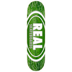 Real Skateboards Oval Pearlescent Pattern Deck 8.75