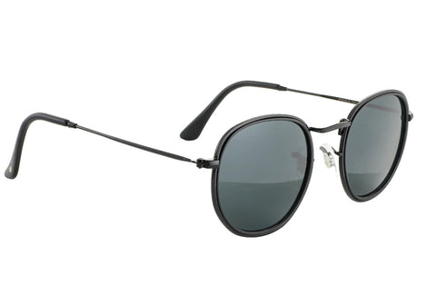 Glassy Hudson Polarized Sunglasses Black