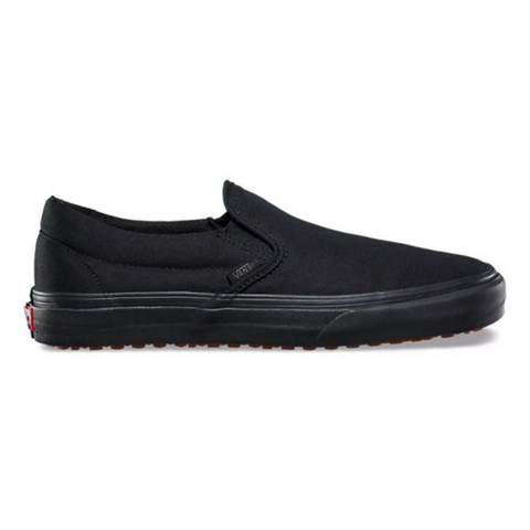 Vans Slip On Made for the Makers Black/Black available at No-Comply Skate Shop in Austin, TX