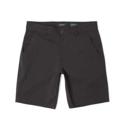 Brixton Toil LTD Shorts Black