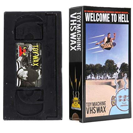 Toy Machine Welcome to Hell Wax
